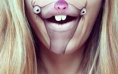 character mouth