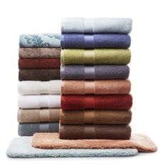 jcp | Royal Velvet® Signature Soft Bath Towel & Rug Collection