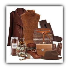 cinnamon for fall by cavell on Polyvore featuring polyvore, fashion, style, 3.1 Phillip Lim, Rick Owens, 2Love TonyCohen, Sperry, Steve Madden, Asprey, Christys', Mulberry, ASOS, Pier 1 Imports, Williams-Sonoma and clothing