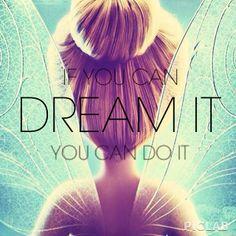 Dream it❤