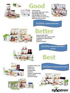 Looking for improved health?
