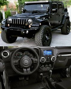 Jeep Sahara, Jeep Wrangler Sahara, Jeep Wrangler Rubicon Unlimited, Jeep Wrangler Unlimited Accessories, Jeep Cars, Jeep Truck, Blacked Out Jeep Wrangler, Jeep Wranglers, Badass Jeep