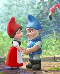 Female Garden Gnomes | Boy And A Girl From Warring Garden Gnome Clans Fall  In