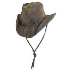 982775a672a Atlantic - Oilskin Outdoorsman Hat Outdoor Hats