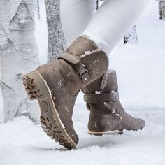 69f4cc829 Botas invierno 2018 en PANAMA JACK (1) Zapatos De Invierno Mujer