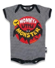 Mommy's Little Monster Onesie