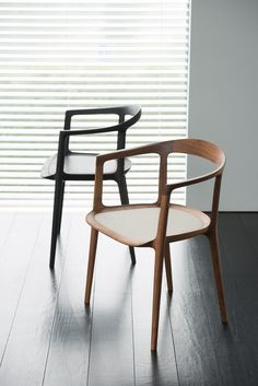 DC10 designed by Inoda+Sveje | Miyazaki Chair Factory. https://emfurn.com/collections/home-chairs