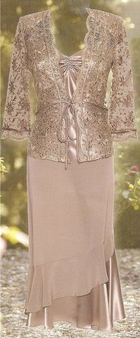 Skirt Suit 01 | Isabella Fashions | Mother of the bride dresses, plus sizes, and evening wear