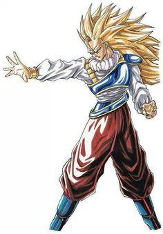Goku Surper Saiyan 3