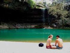 Texas waterfalls you MUST visit!