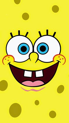 Spongebob iPhone hd wallpaper, More cartoons pictures and wallpapers at www.freecomputerdesktopwallpaper.com