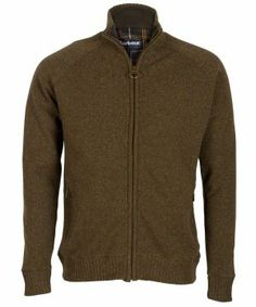 5ccc14c4850c0 Mens Barbour Summit Zip Through Sweater - Mushroom Unique Gifts For Men
