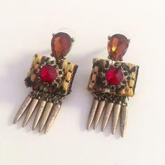 Earring Handmade Jewelry Earrings