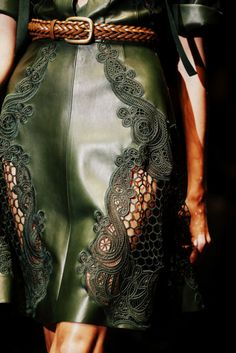 Fashion details | Comment: Verdant. Gucci