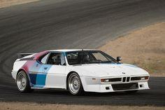 1980 BMW M1 AHG Studie
