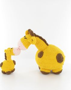 Giraffe from Amigurumi & More