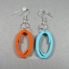 Portal Earrings V 2 by NBsCloset on Etsy, $8.00