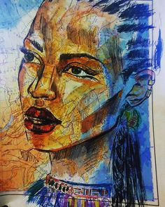 Art Ideas, Painting, Painting Art, Paintings, Painted Canvas, Drawings