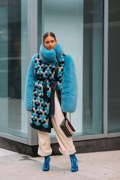 Three Full Days of Unbeatable NYFW Street Style to Inspire You Through the Week