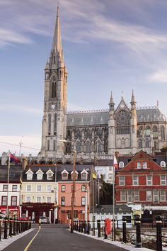 What a 'corker' this Irish city is. (Sorry, had to!)