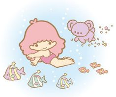 LittleTwinStars Official★Blog  KikiLala Dreamy Diary-kikilala ★Little Twin Stars★