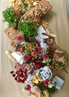 Grazing table Grazing Tables, Christmas Wreaths, Holiday Decor, Home Decor, Decoration Home, Room Decor, Home Interior Design, Home Decoration, Interior Design