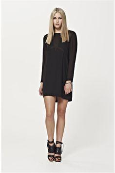 stealth dress - 100% Polyester main range : Dresses : shop online • m o o c h i