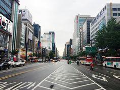 work hard, play hard - Gangnam, Seoul, Korea (2014)