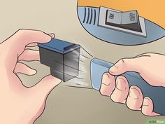 3 Ways to Fix an Old or Clogged Ink Cartridge the Cheap Way Printer Cartridge, Black Ink Cartridge, Old Newspaper, Thrifting, Budget