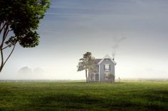 Photograph Mauricio Candela The Lonely House on One Eyeland