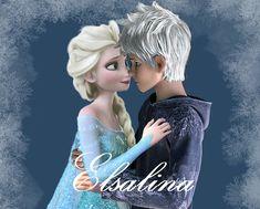Elsa E Jack, Jack Frost Und Elsa, Jake Frost, Jelsa, Frozen Love, Elsa Frozen, Frozen Disney, Disney Couples, Cute Couples