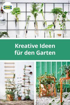 IKEA Deutschland | Für einen Garten, der ins Auge fällt, brauchst du nicht viel Platz. Egal, wie groß oder klein dein Lieblings-Draußen-Platz ist, es reicht ein Quäntchen Kreativität. Der Rest kommt mit unseren coolen Tipps wie von allein. #IKEA #Pflanzen #Garten #grüner #Daumen #Kräuter #urban #jungle #gardening #Pflanzendeko #Pflanzen #Deko #Blumendeko #Topf #Übertopf #garden #Terrasse #skandi #scandinavian #Sommer Rest, Gardening, Terrace, Pot Plants, Small Vases, Cut Flowers, Paper Lanterns, Garten