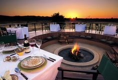 Stay at the luxurious Mateya Safari Lodge in Molatedi, South Africa, and work with a Virtuoso travel Advisor to receive your free upgrades and amenities. Honeymoon Hotels, Honeymoon Destinations, North West Province, Visit South Africa, Game Lodge, Game Reserve, Hotels And Resorts, Luxury Hotels, Lodges