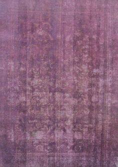 Vintage Handgeknüpfte alfombra  Patchwork Wunderschöner Perser Teppich 314 x 237