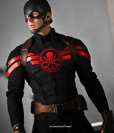 Hydra!Cap - NO NO NO!!! - Visit to grab an amazing super hero shirt now on sale!