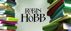 Robin Hobb's website with her list of novels that I want to read
