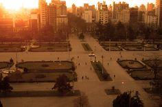 Plaza moreno. La Plata, Argentina