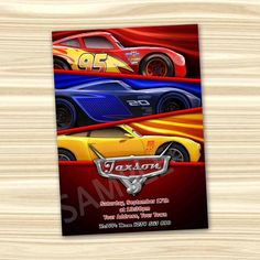 items similar to race car birthday party package- race car invitation- race  car theme party- cars birthday party- race car theme on etsy. race car birthday invitations gangcraft free printable invitations army car  racing swim party events birthday invitations. luxury wedding invitations by...
