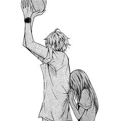 Find images and videos about cute, couple and manga on We Heart It - the app to get lost in what you love. Anime Couples Drawings, Anime Couples Manga, Manga Anime, Anime Couples Hugging, Couple Manga, Anime Love Couple, Manga Romance, Namaikizakari, Cute Anime Coupes