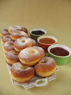 Hungarian Recipes, Churros, Croissant, Pretzel Bites, Doughnut, Donuts, Bakery, Appetizers, Food And Drink