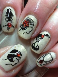 Vintage from Canadian Nail Fanatic