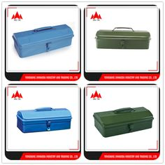 metal js03A cheap steel tool boxes for car trunk