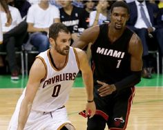 Cleveland Cavaliers Trade Rumors: Kevin Love To Heat For Dragic, Winslow & McRoberts - http://www.morningledger.com/cleveland-cavaliers-trade-rumors-kevin-love/13107419/