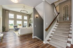 Parade of Homes - Trinity Homes House Design, House, Home, New Homes, Parade Of Homes, Model Homes, Cottage Living, Trinity Homes, Great Rooms