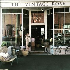 """475 Likes, 6 Comments - The Vintage Rose (@thevintagerose_) on Instagram: """"In store today with lots of new goodies #vintage #homewares #French #industrial…"""""""