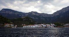 Kyparissi port