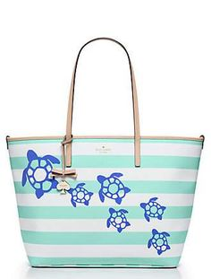942f77189309 breath of fresh air turtles harmony bag by kate spade new york My Bags
