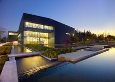 LEED Gold Langara Library Uses Wind Towers Instead of Traditio...