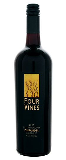 Four Vines crafts some really nice affordable wines... This is a gem for the price!