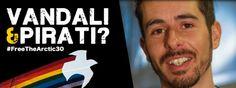 #Greenpeace: vandali, pirati o semplicemente pacifisti?